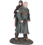 Game of Thrones PVC Statue Hodor & Bran 23 cm
