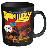 Thin Lizzy Mug Hit Singles Adventures