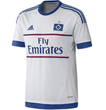 2015-2016 Hamburg Adidas Home Shirt (Kids)