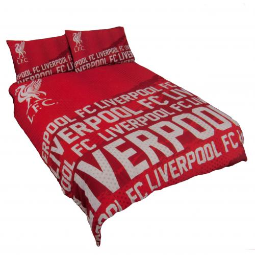 Liverpool F.C. Double Duvet Set IP
