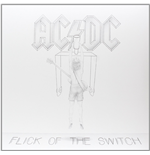 Vynil Ac/Dc - Flick Of The Switch