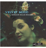 Vynil Billie Holiday - Velvet Mood