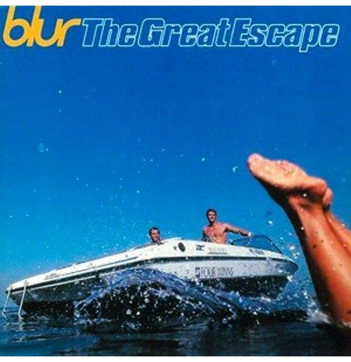 Vynil Blur - The Great Escape (Remastered) [Limited] (2 Lp)
