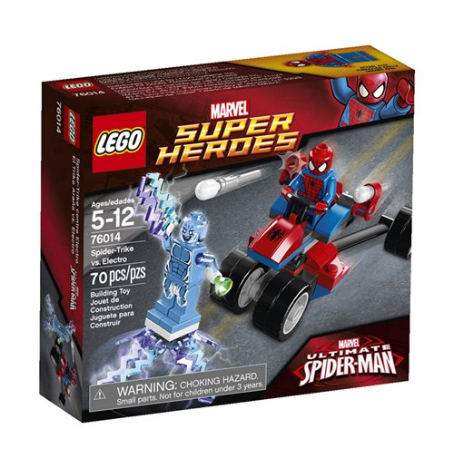Marvel Lego and MegaBloks 145478