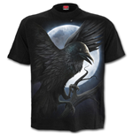 Night Creature - T-Shirt Black
