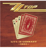 Vynil Zz Top - Live In Germany 1980 (2 Lp)