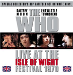 Vynil Who (The) - Isle Of Wight Festival 1970 (White) (3 Lp)