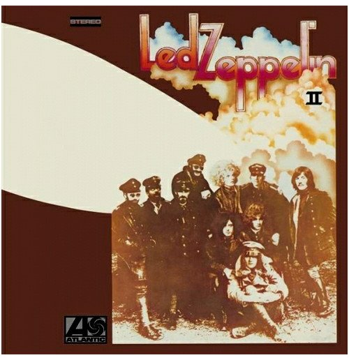 Vynil Led Zeppelin - Led Zeppelin II (Remastered)