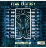 Vynil Fear Factory - Digimortal