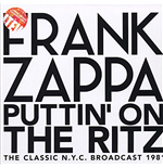 Vynil Frank Zappa - Puttin On The Ritz (Deluxe Hardcover Edition) ( 4 Lp)