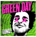 Vynil Green Day - Uno!