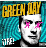 Vynil Green Day - Tre!