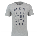 2015-2016 Man City Nike Squad Core Type (Grey)