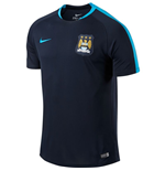 2015-2016 Man City Nike Flash Training Shirt (Obsidian)