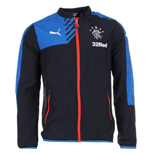 2015-2016 Rangers Puma Leisure Jacket (Navy)