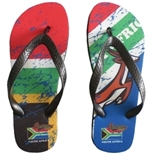South Africa Rugby Flip Flops 146645