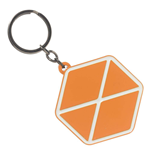 Destiny Metal Key Ring Titan