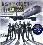 Vynil Iron Maiden - Flight 666 OST (2 Lp)