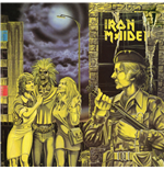 Vynil Iron Maiden - Women In Uniform (7')