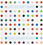 Vynil 30 Seconds To Mars - Love, Lust, Faith Deluxe