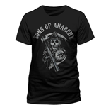 Sons of Anarchy T-shirt Main Logo
