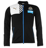 2015-2016 Newcastle Puma Stadium Walkout Jacket (Black)
