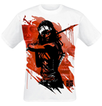 The Walking Dead T-shirt - Micheonne Samurai