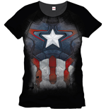 The Avengers T-shirt - Captain Suit