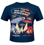 Earth VS. The Flying saucer T-shirt 148082