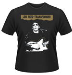 Lou Reed T-shirt - Transformer