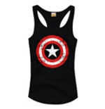 Captain America Tank Top 148237