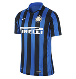 2015-2016 Inter Milan Authentic Home Nike Football Shirt