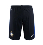 2015-2016 Inter Milan Home Nike Football Shorts (Kids)