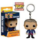 Doctor Who POP! Vinyl Keychain 12th Doctor 4 cm