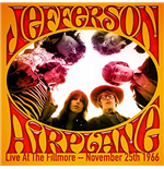 Vynil Jefferson Airplane - Live At Fillmore- November 25th 1966 (2 Lp)