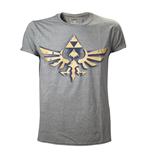 The Legend of Zelda T-Shirt Vintage Logo