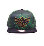 The Legend of Zelda Snap Back Baseball Cap All Over Print