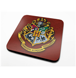 Harry Potter Coaster Hogwarts Crest 6-Pack