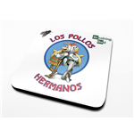 Breaking Bad Coaster Los Pollos 6-Pack