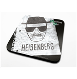 Breaking Bad Coaster Heisenberg Paper 6-Pack