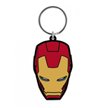 Avengers Age of Ultron Rubber Keychain Iron Man 6 cm