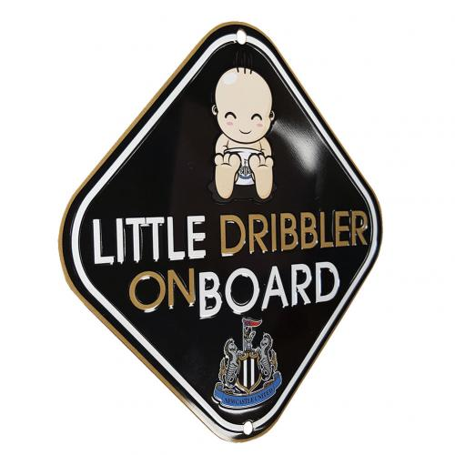 Newcastle United F.C. Little Dribbler