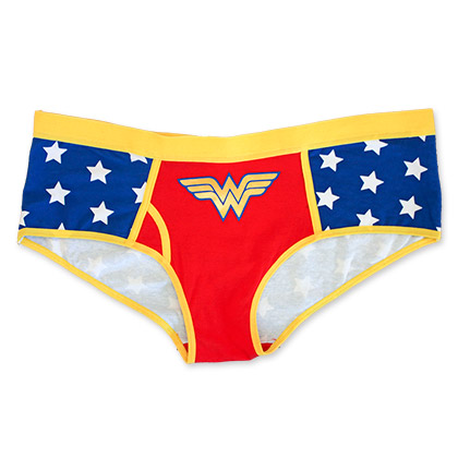 2019 wholesale price rock-bottom price many choices of Wonder Woman Underwear 149655