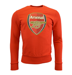 2015-2016 Arsenal Puma Fan Sweater (Red)