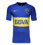 2015-2016 Boca Juniors Home Nike Football Shirt