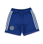 2015-2016 Chelsea Adidas Home Shorts (Kids)