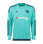 2015-2016 Chelsea Adidas Home Goalkeeper Shirt