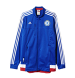 2015-2016 Chelsea Adidas Anthem Jacket (Blue) - Kids