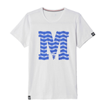 2015-2016 Man Utd Adidas Graphic Tee (White)
