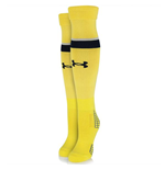 2015-2016 Tottenham Away Goalkeeper Socks (Yellow) - Kids